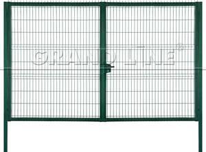 Ворота для сварных (панельных) ограждений