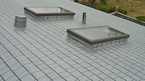 Крыши произвели ремонт