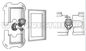 Оформление выступающих объектов специальными аксессуарами или сайдинговыми панелями