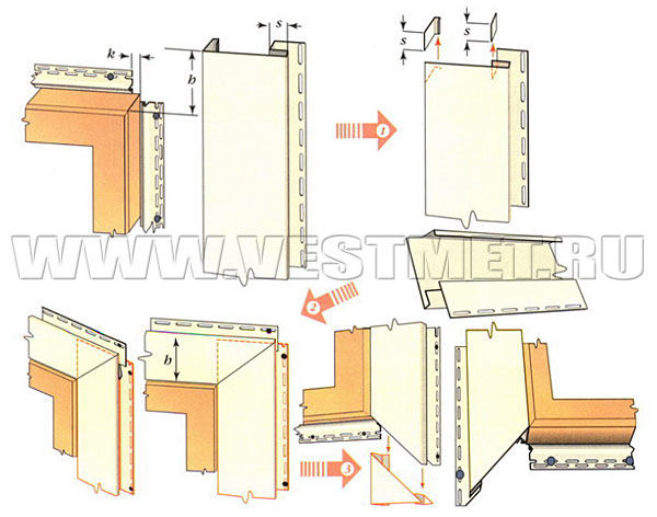Монтаж вертикальных (боковых) досок обрамлений оконных и дверных проемов