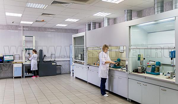 Контроль качества на заводе - фото
