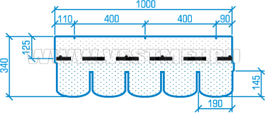 Схема монтажа Теголы Антик