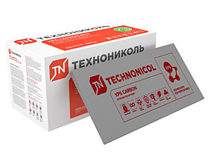 XPS ТЕХНОНИКОЛЬ CARBON ECO SP